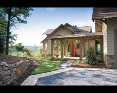 really nice connector! Stephen Fuller Designs - Rustic Mountain Cottage Gallery