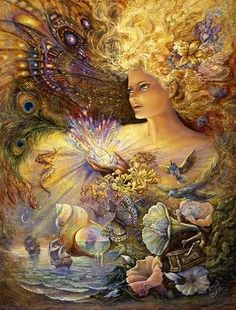 February - let us give thanks to the Goddess Brigit for a most wonderful month.