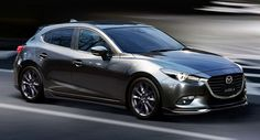 The facelifted Mazda3 / Axela has been launched by Mazda in Japan.