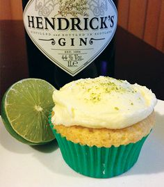 Zinfandel Wine Cupcakes Recipe