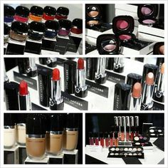 Marc Jacobs Makeup! Cannot wait until this hits our desk!