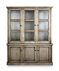 miranda bookcase tarnished knobs