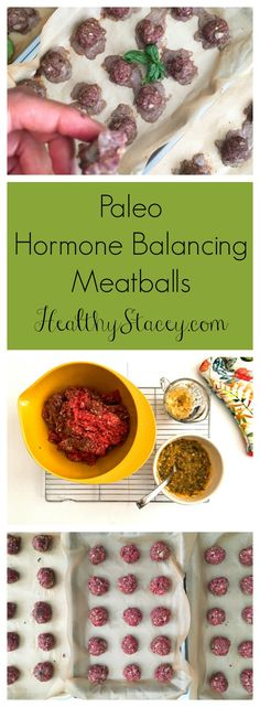 Every ingredient intended for hormone balance, thyroid benefit and fertility. Plus, freeze and defrost instruction.