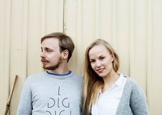 Home Textiles from Finland By & # Saana ja Olli & # - Home Decorations Knitted Cushions, Textiles, Home Textile, Graphic Sweatshirt, Sweatshirts, Sweaters, Collection, Home Decor, Hemp