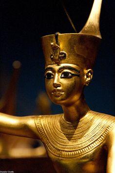 Tutankhamun.                                                                                                                                                     More