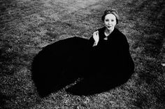 Anaïs Nin, New York, 1971  photograph by Jill Krementz