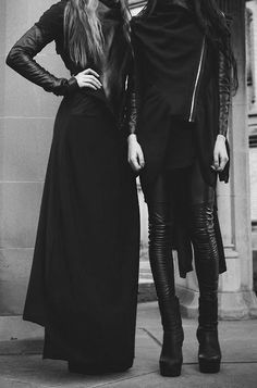 ....what modern witches wear <3