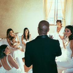 Kanye West and the Kardashianfamily