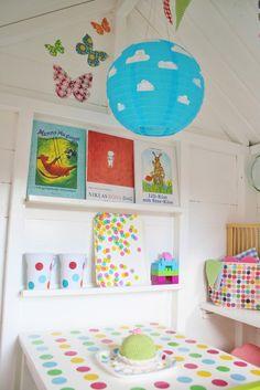 inside playhouse