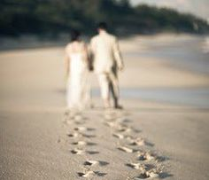 4 belangrijke tips voor een bruiloft op het strand //