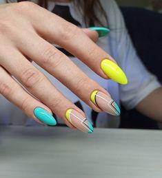Diva Nails, Chic Nails, Glam Nails, Stylish Nails, Beauty Nails, Classy Acrylic Nails, Almond Acrylic Nails, Strong Nails, Minimalist Nails
