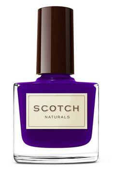 Nail Polish by Scotch Naturals