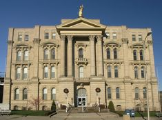 Jefferson County #Courthouse in #Steubenville, #Ohio.   Join us at the Ohio Courthouses Symposium on May 16, 2014 to save Ohio's county courthouses! http://www.ccao.org/ohio-courthouses-symposium