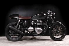 Triumph Thruxton Doomrider Cafe Racer ~ Return of the Cafe Racers