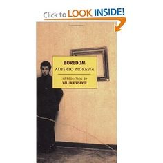 Boredom (New York Review Books Classics): Alberto Moravia, Angus Davidson, William Weaver: 9781590171219: Amazon.com: Books