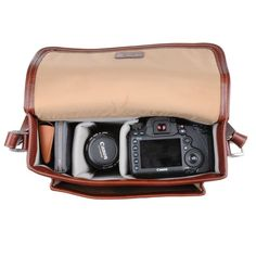 ONA | Leather Camera Bag (2.485 DKK) ❤ liked on Polyvore featuring accessories…