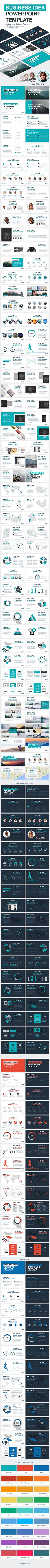 Business Idea - PowerPoint Template. Download here: http://graphicriver.net/item/business-idea/15721568?ref=ksioks