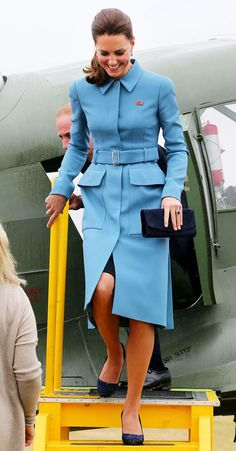 See ALL Of Kate Middleton's Best Tour Looks via @WhoWhatWearUK