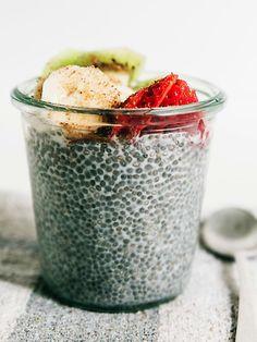 Abnehmen mit Chia-Samen: Rezepte und Tipps | Stylight