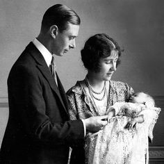 The future reigning monarch was christened in the private chapel at Buckingham Palace just months after her birth in April 1926.