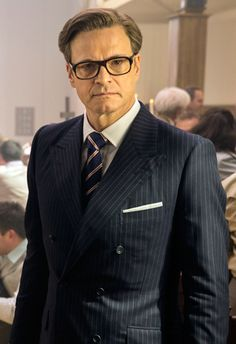 IN KINGSMAN: The Secret Service, Colin Firth reveals his other side as a suave secret spy.