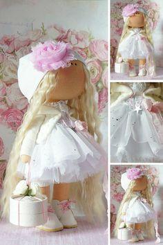 Tilda Doll Nursery Doll Bambole Fabric Doll Textile Doll Rag