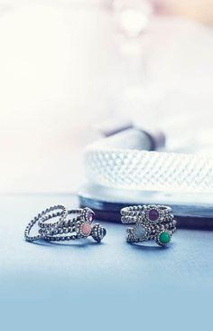 Pandora Birthstone Rings