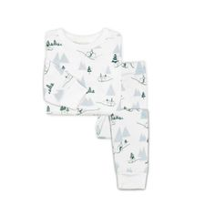Alpine Adventure Classic PJ set | Sleepy Doe