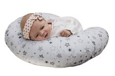 This Kinder Valley Donut Nursing Pillow conforms to all necessary Safety Standards. The pillow is suitable from new born and the curved shape is supportive m. Star Donuts, Nursery Accessories, Baby George, Nursing Pillow, Support Pillows, Bottle Feeding, Tummy Time, Scatter Cushions, Asda