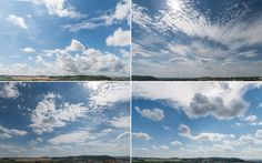 Cloudy Skies 02 Vol. 02 brings 16 photographs of cloudy skies.  Check out the previews to find out what photos are included.  All photos are taken with Full Frame Nikon D810 + Sigma 20mm f/1,4 DG HSM Art.  All photos include horizon for better positioning.  Resolution of photos: 36MPix; mostly 7360 x 4912 pix (some might be slightly cropped).