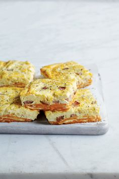 Breakfast Gets a Major Upgrade With This Sweet-Potato-Crusted Quiche