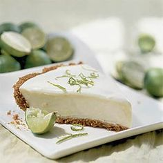 cooking light key lime pie