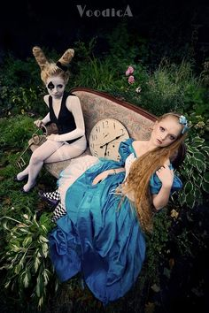Alice Alice Alice by ~Voodica