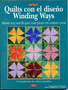 Quilts con diseño Winding ways - Majalbarraque M. - Picasa Web Album