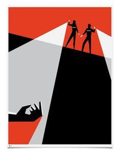 CSI - Minimalist Poster