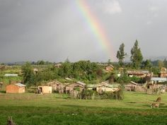 Small rural village in Kenya  #village #small #rural #kenya