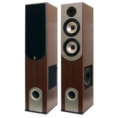 Bigger speakers are not always better but when it comes to the surround sound experience plus an old school aesthetic these speakers are really special.