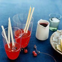 Cranberry-Lemongrass Martini  #drinks #cocktails #drinkrecipes