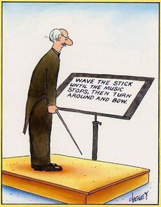 Funny pictures about Orchestra conductor. Oh, and cool pics about Orchestra conductor. Also, Orchestra conductor photos. Music Jokes, Jazz Music Stops Meme, Band Jokes, Band Nerd, 1 Gif, E Mc2, The Funny, Funny Jokes, Music Memes Funny