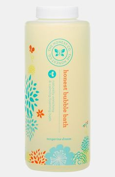 The Honest Company Bubble Bath available at #Nordstrom