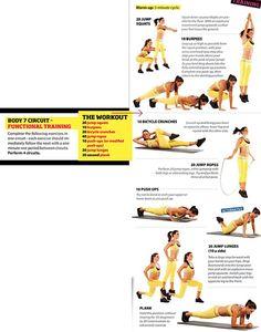 Fitness treats for a bikini ready body