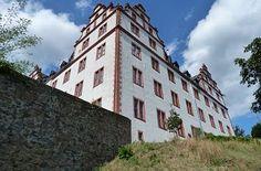 Schloss Lichtenberg Odenwald