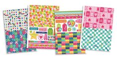 FREE Whose Go Is It? papers to download from issue 95!   Papercraft Inspirations