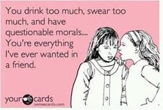 @Emily Mitchell This is how you feel about me, right?