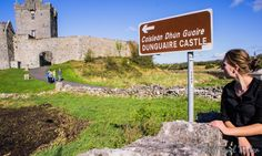 Dunguaire Castel.  We stopped here on the way to Dingle.  Exploring South West Ireland: Galway, Cliffs of Moher, Dingle  Cork