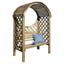 Keswick 2 Seater Timber Arbour