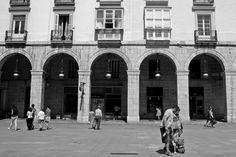 Plaza de Pombo · Santander, Cantabria