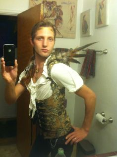 Male fairy, Fairy costumes and Fairies on Pinterest
