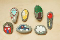 Story stones nice gift for my son's classmates birthday.
