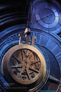 Tempus fugit (Harry Potter Studio) by DarKris